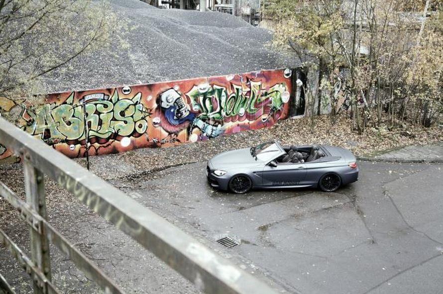 BMW M6 Convertible by BBM Motorsport