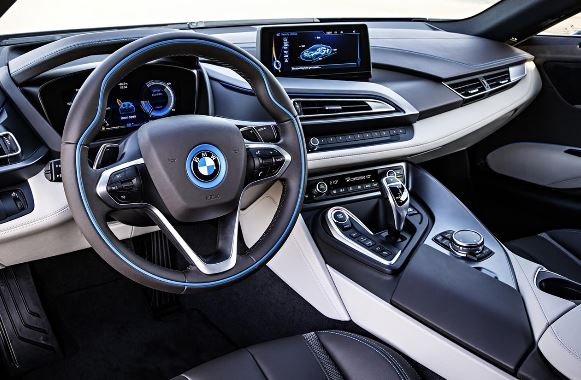 The BMW i8 Concept – The Outstanding Sports Car