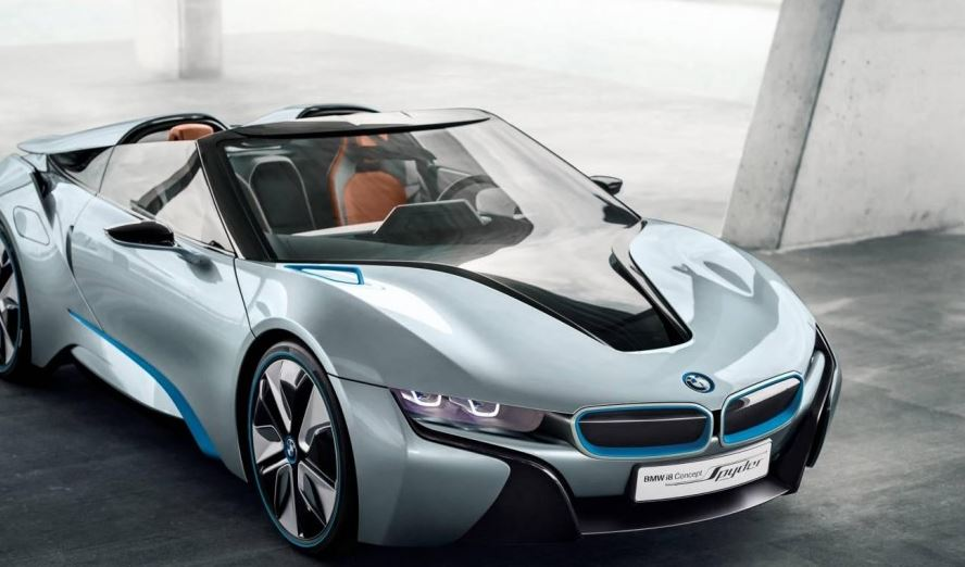 Is BMW i8 Spyder Ready for Production?