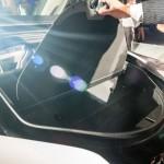 BMW i8 trunk details