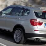 BMW`s X3 Models