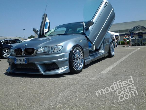 2003 E46 330 BMW 3 Series Tuning by Davide Girardi | BMWCoop