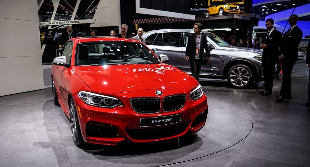 2014 BMW M235i – First Time behind the Wheel