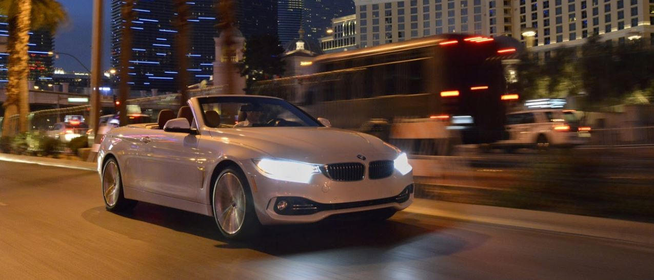 BMW 4-Series Convertible New Photos Released