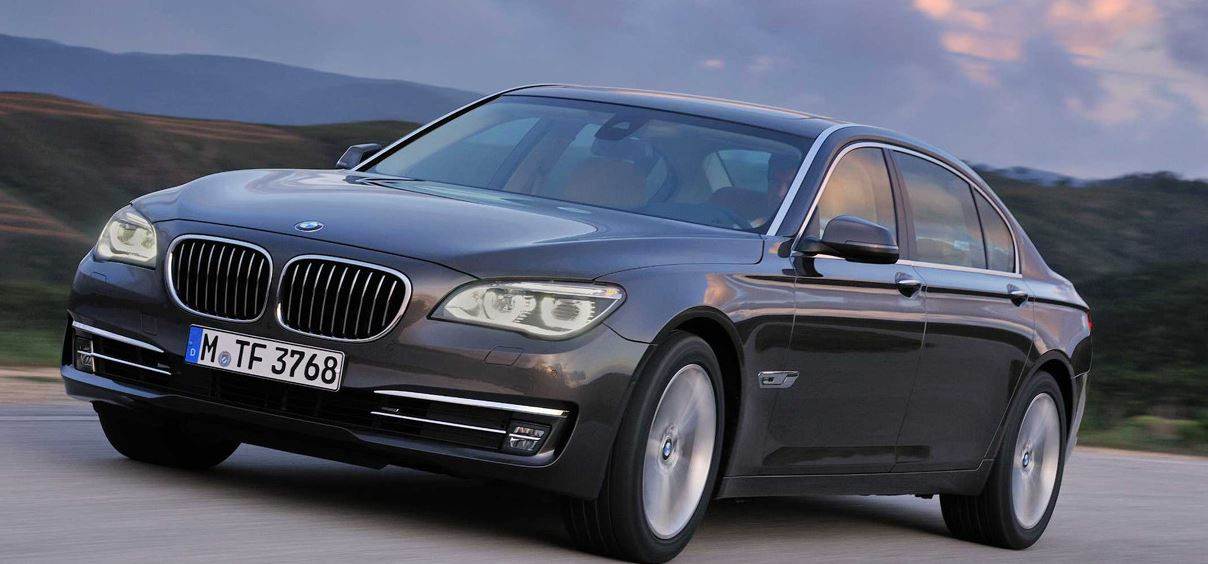 2014 BMW 740Ld xDrive to Arrive in the U.S at $82,500