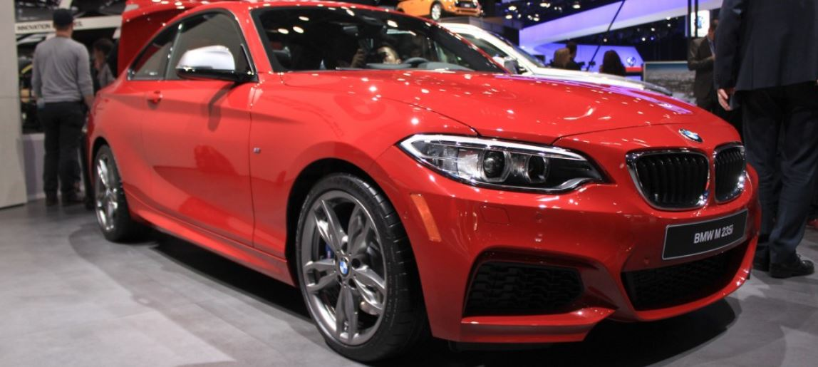 BMW M2 Possibly More Powerful and Lighter than the Present M235i?