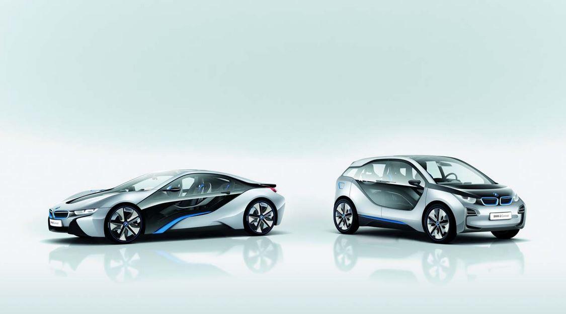BMW i Models
