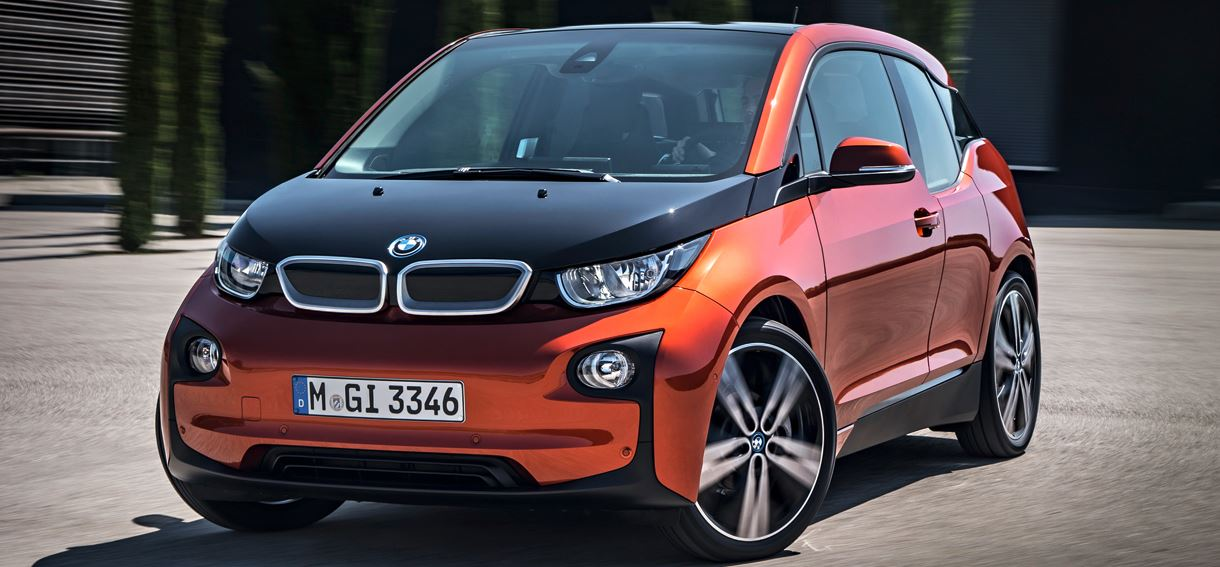 """BMW to Reconsider a Wider """"I"""" Range of Electric Cars"""