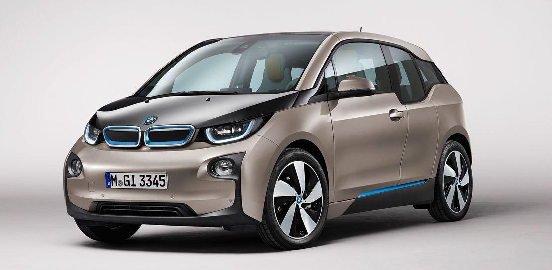 BMW i3 Electronaut Edition