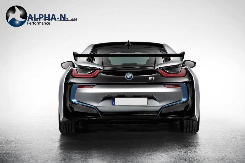 BMW i8 by Alpha-N Performance