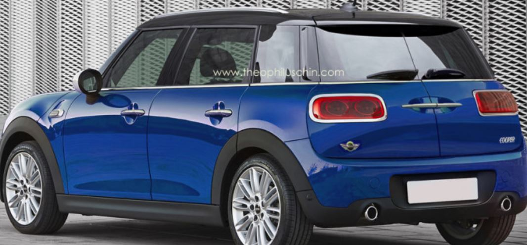 BMW to Power the Unveiled Mini F55 5-Door