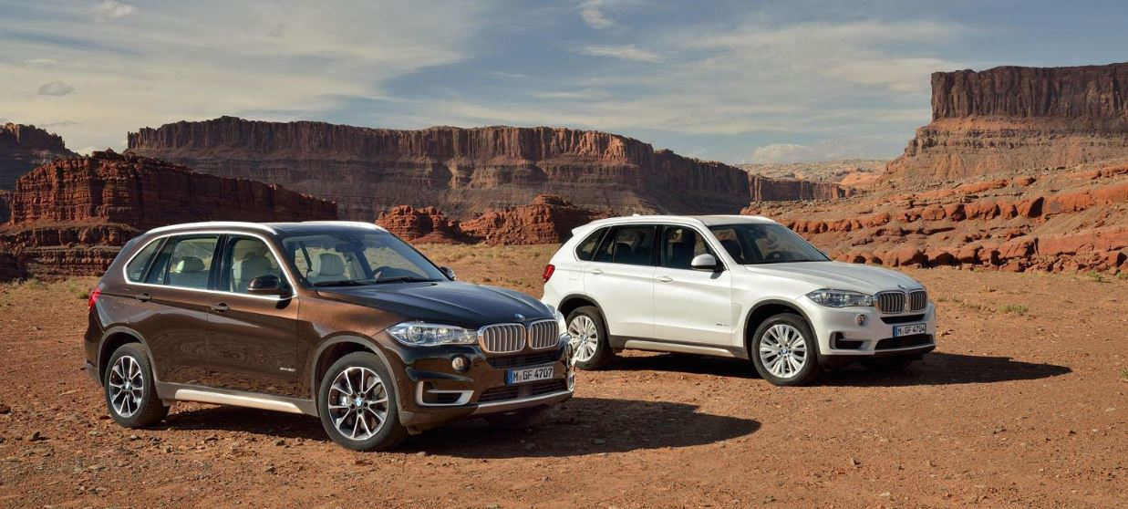 2014 BMW X5 Notorious Again in US Promotional
