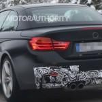 2015 BMW M4 Convertible