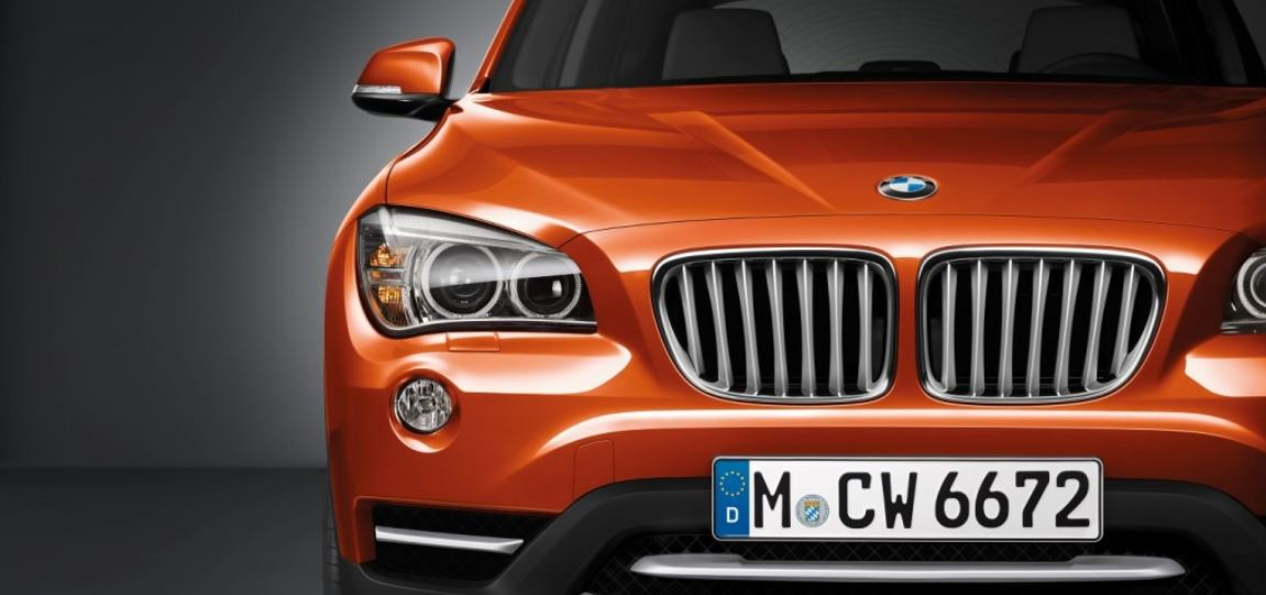 BMW X1 and X2 Coupe Crossover Rendered