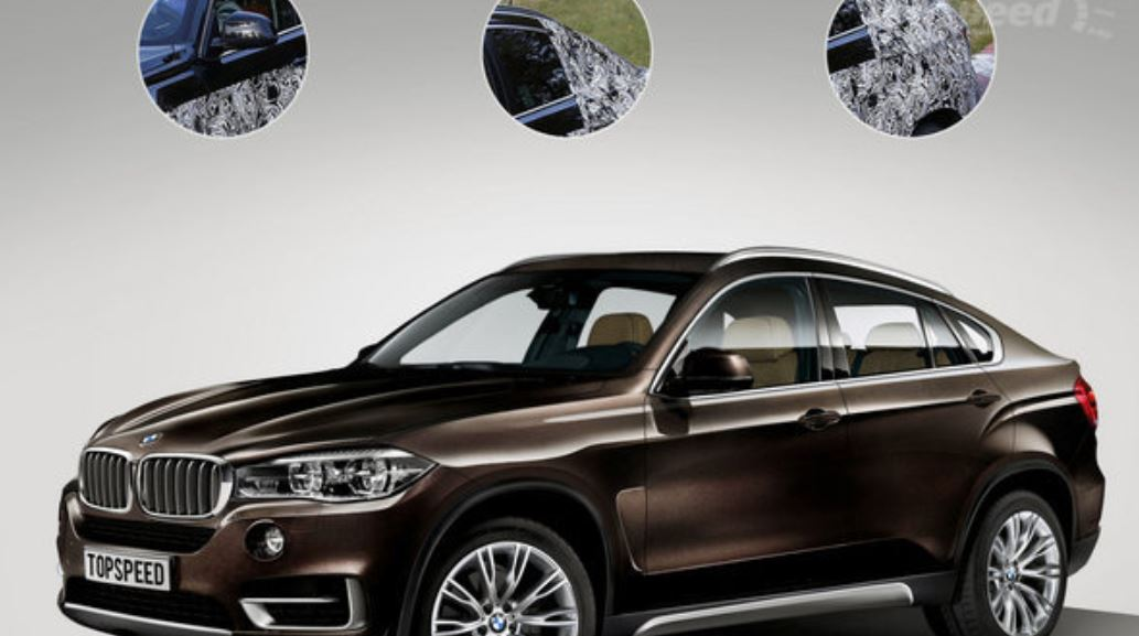 BMW X6 Rendered and Released via the Internet