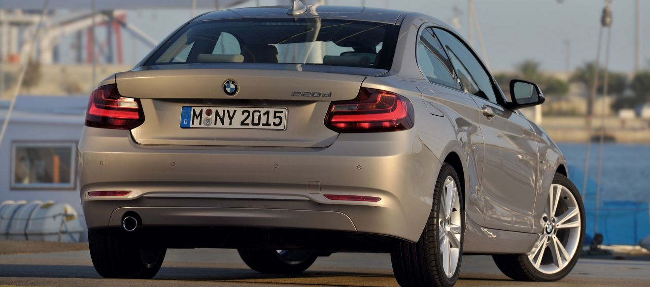 BMW 2 Series 220d Coupe