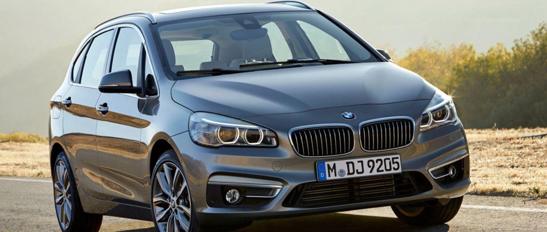BMW`s First FWD – 2 Series Active Tourer