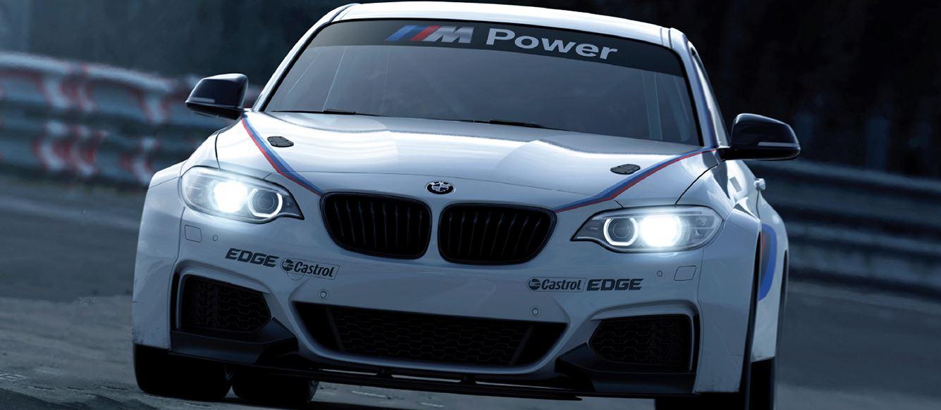 BMW M235i Racing Car Revealed in Full Specs