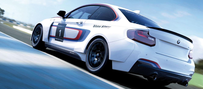 BMW M235i Racing Car