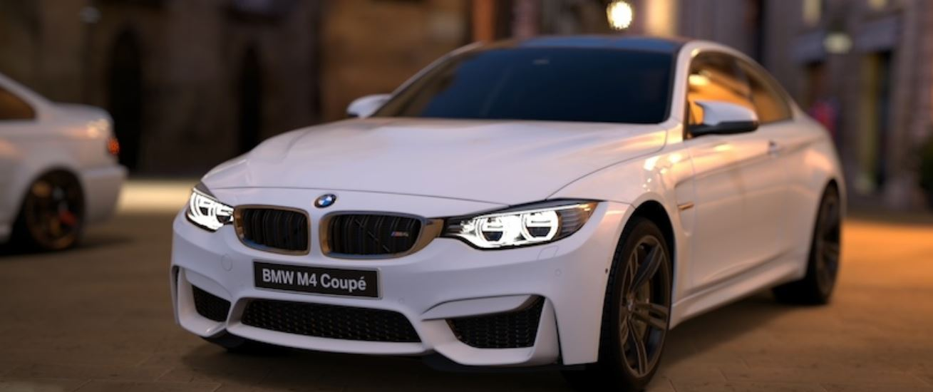 BMW  M4 Coupe (F82) Spotted in Germany Screaming with Power