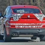 BMW X4 M Sport Spy Shot