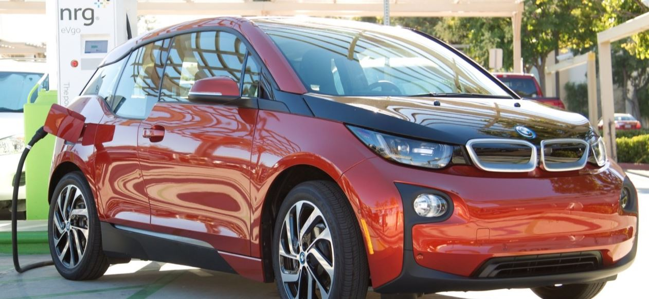 BMW i3 DC Fast Charge SAE Combo Charger
