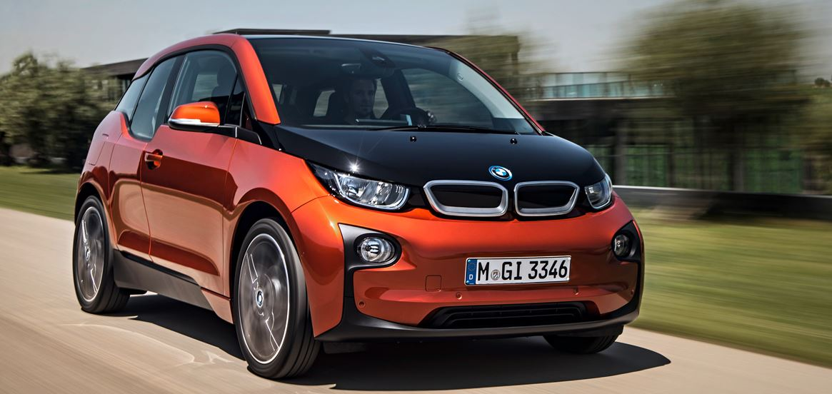 BMW and SGL Carbon to Toughen Joint Forces for Future i3 and i8 Hybrid Production