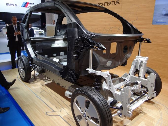 BMW`s Carbon Fiber Production