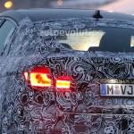 New BMW X6 Spied