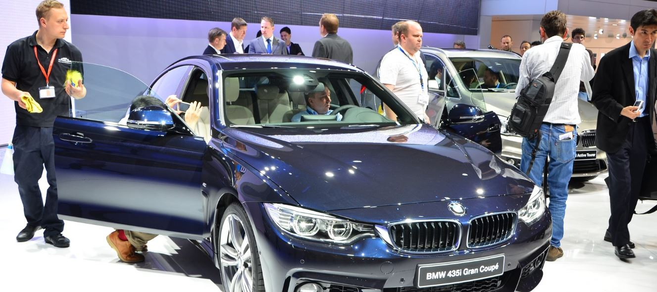 2014 Geneva: BMW 4-Series Gran Coupe