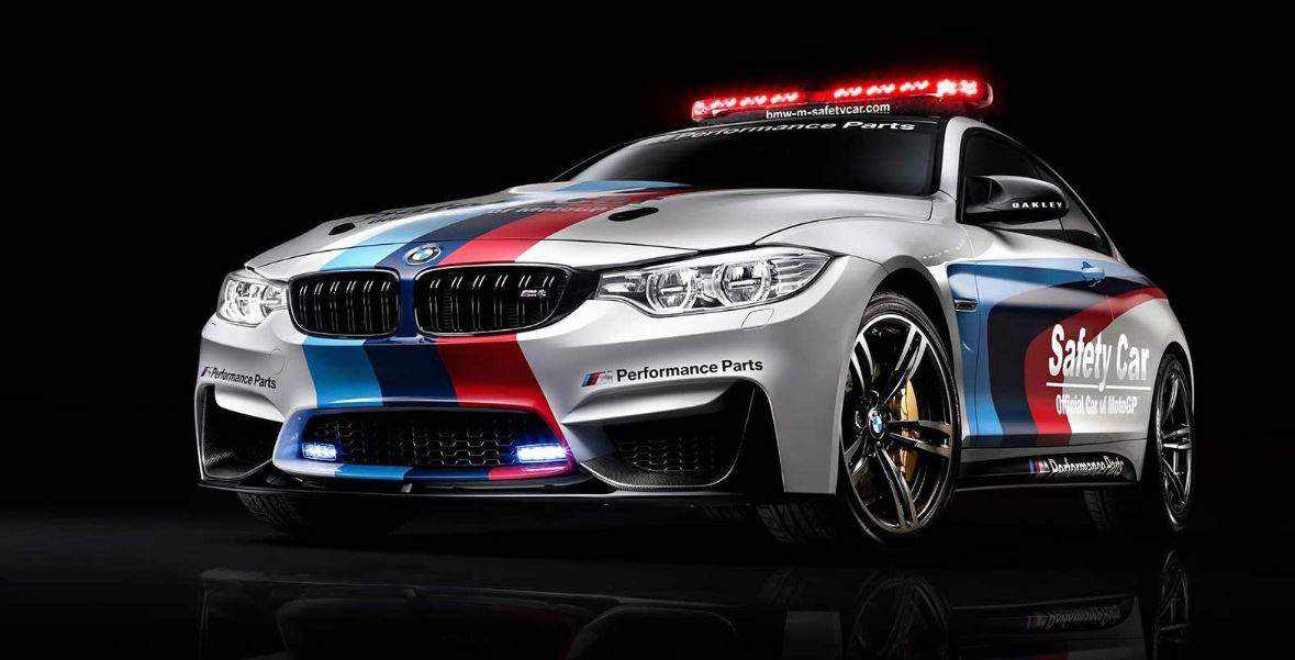 BMW M4 Coupe MotoGP Safety Car just Rendered