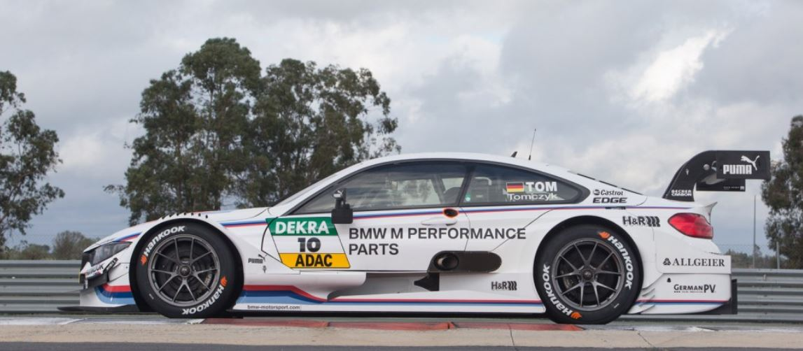 2014 Bmw M4 Dtm Race Car Ready For The Tracks Bmwcoop