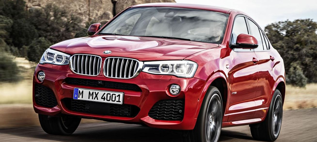BMW X4 Officially Unveiled Next Month at 2014 New York Auto Show