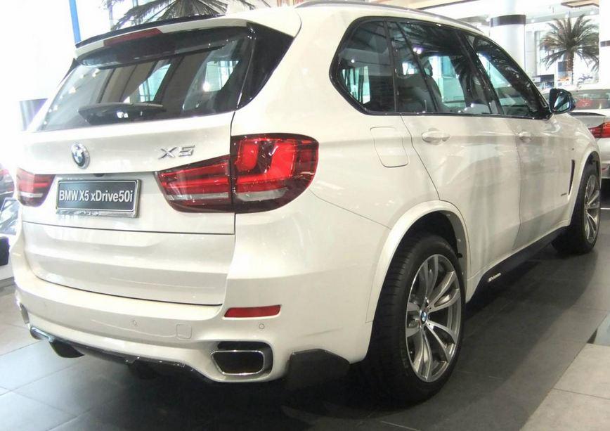 BMW X5 with M Performance kit