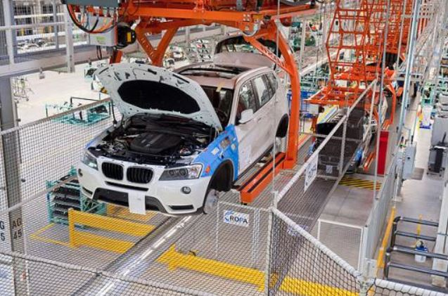 BMW to Expand Plants in the US and China