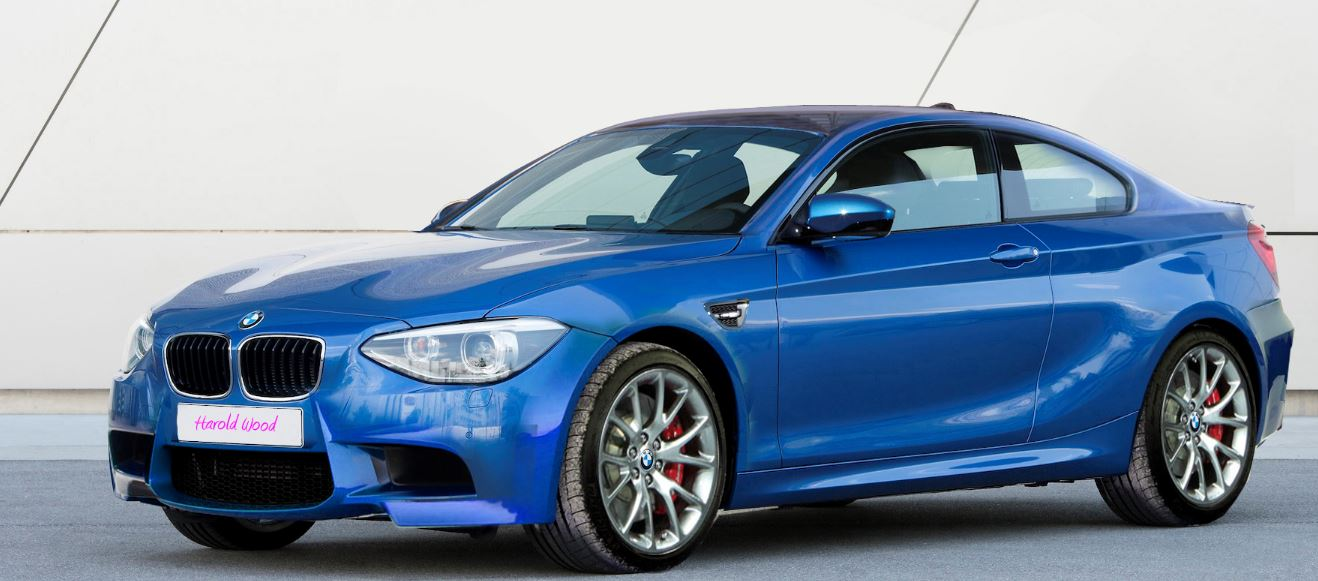 BMW`s Possibly M2 Coupe