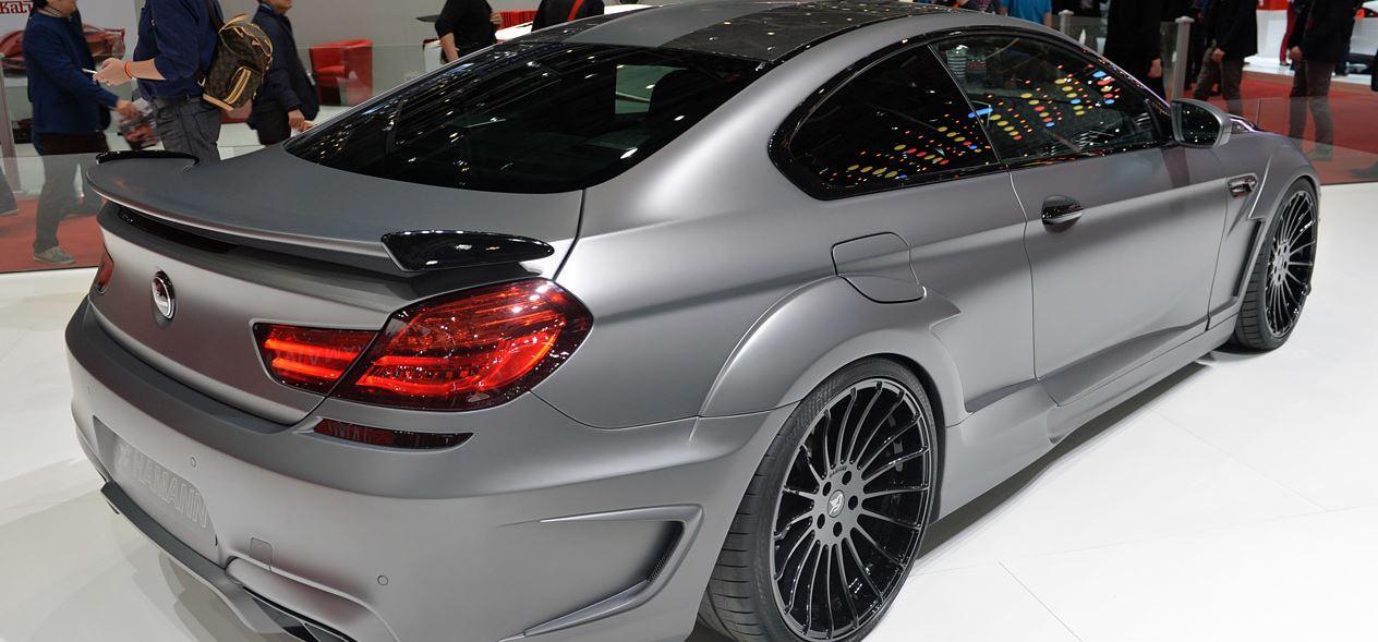 Hamman BMW M6 Mirror