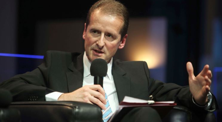 Herbert Diess, Board Member of BMW`s Research Department