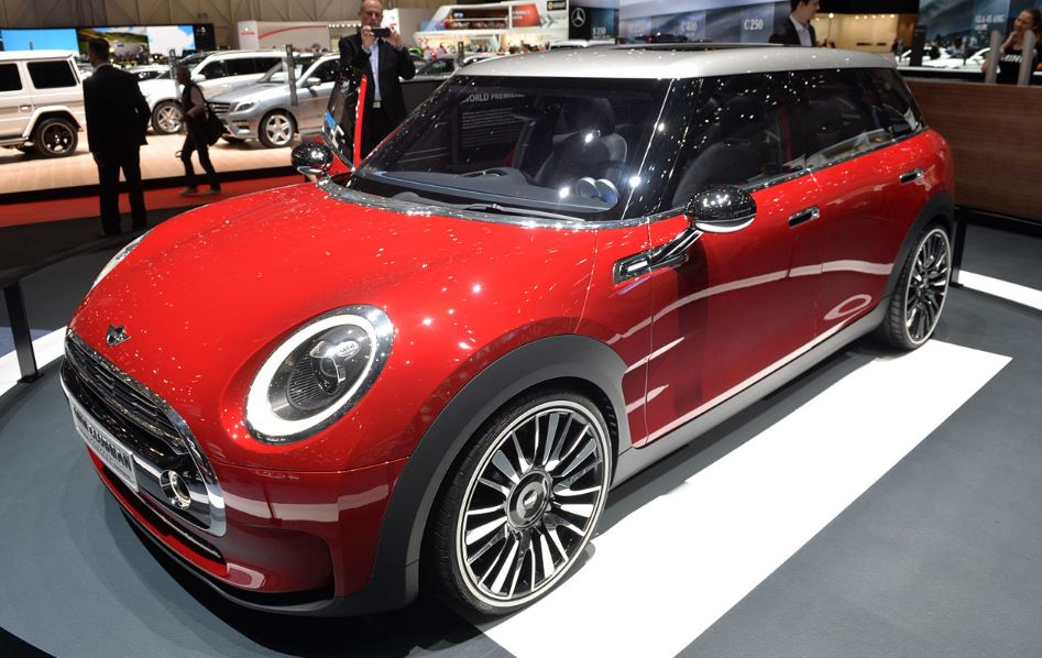 Mini Clubman Concept Going for 7 Seats while Countryman remains the Big Brother