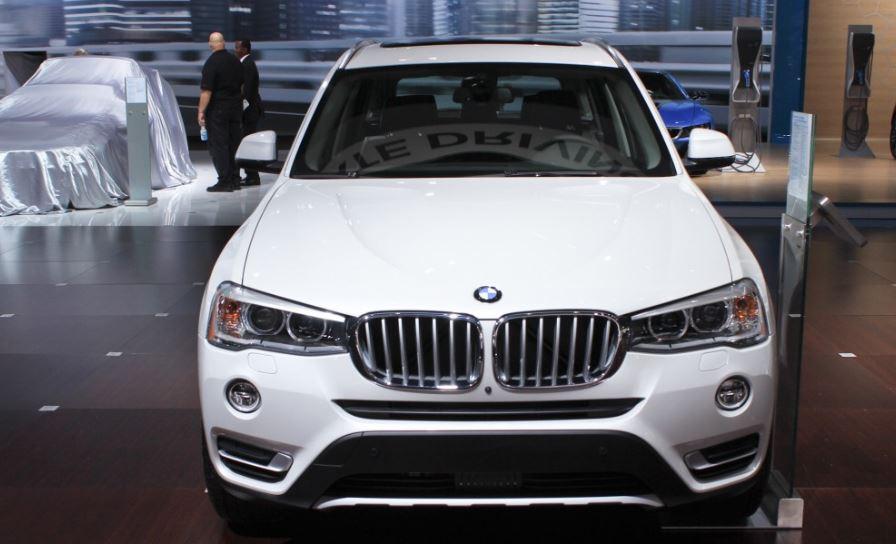2015 BMW X3 xDrive 28d