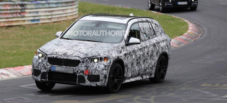 2016 BMW X1 Rendered in Shots