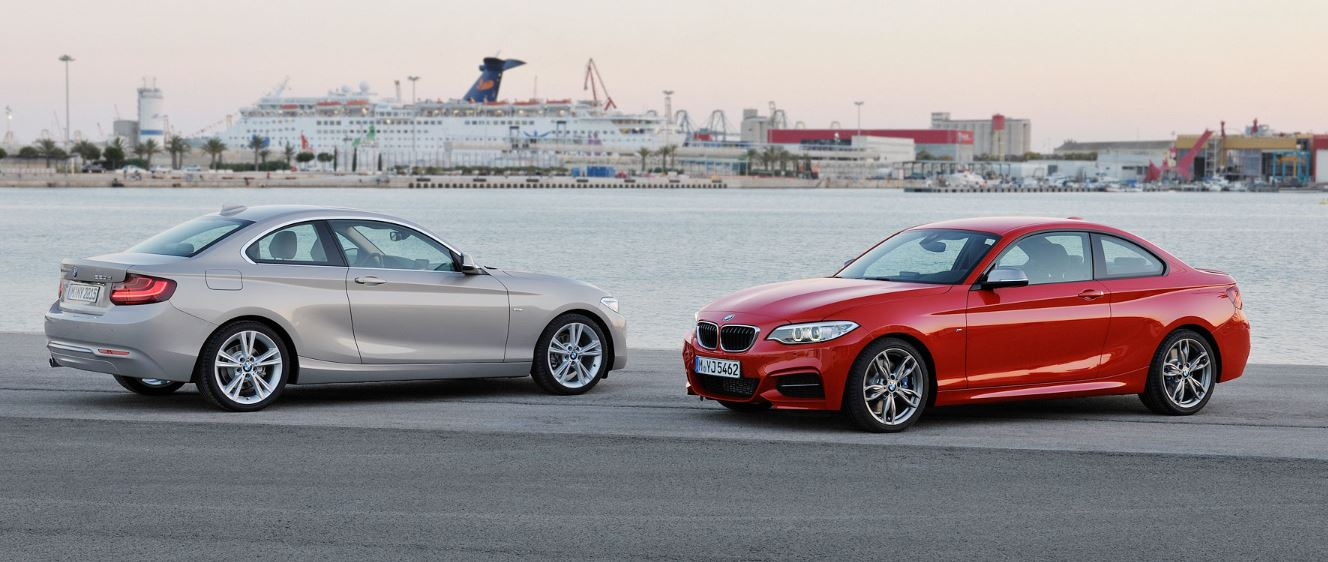 BMW 228i Coupe Coming with Track Handling Package in the US