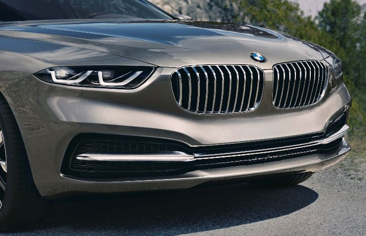 BMW 9-Series Concept