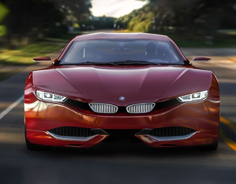 BMW Reportedly Heading to 2014 Beijing with the 9-Series