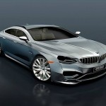 BMW Sportback Concept Rendering