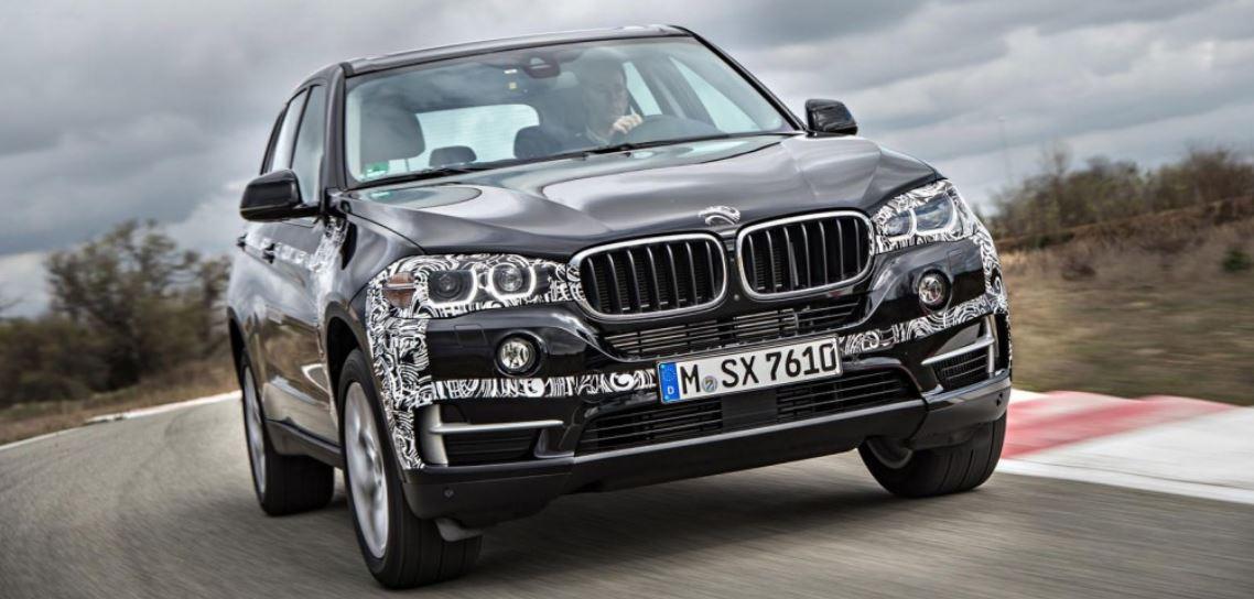 BMW X5 eDrive Plug-In Hybrid
