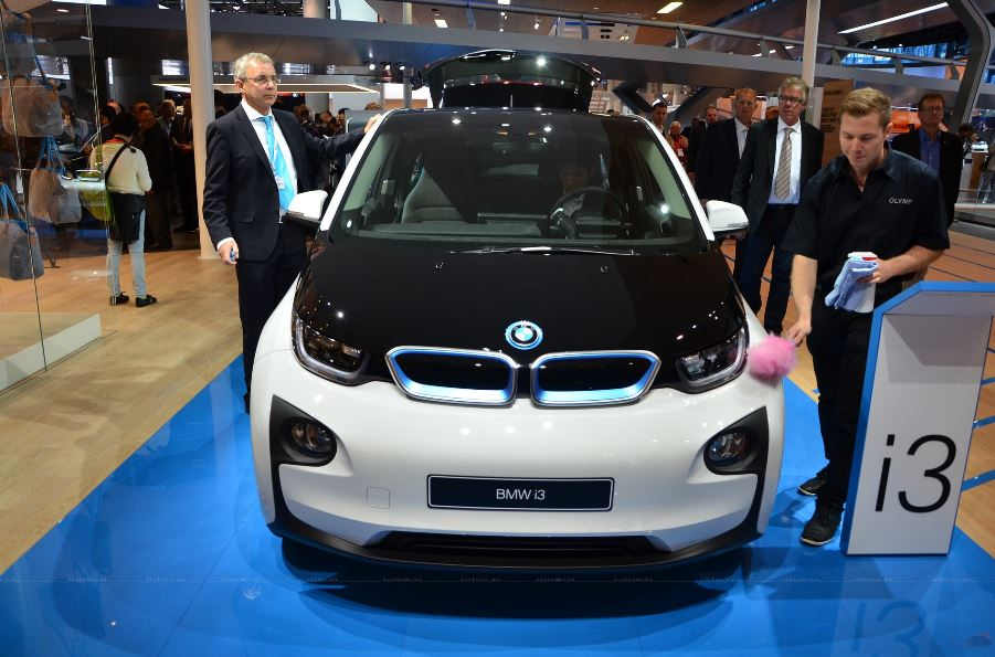 BMW i3 from 63,900 AUD in Australia