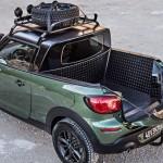 MINI Paceman Adventure Truck Concept