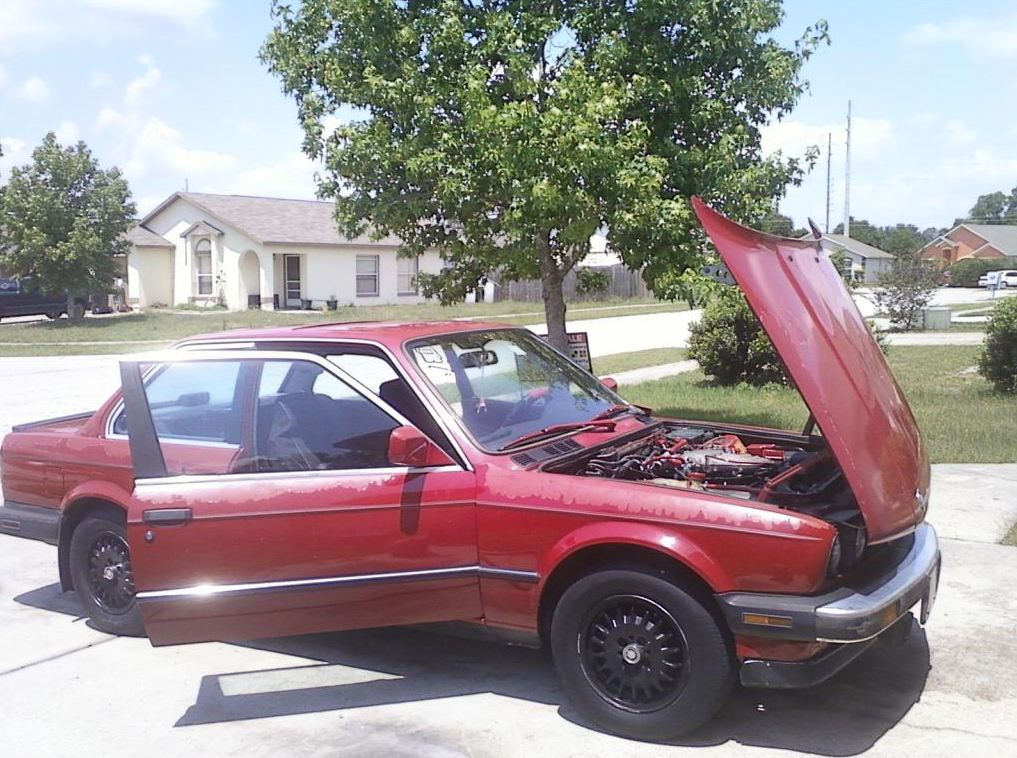 Junk BMW