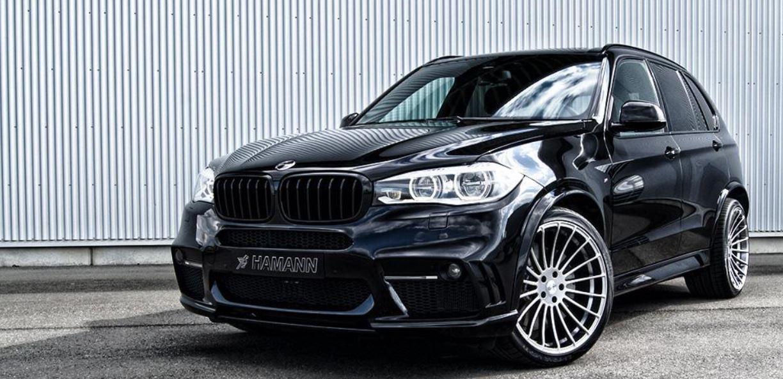 2014 BMW X5 by Hamman